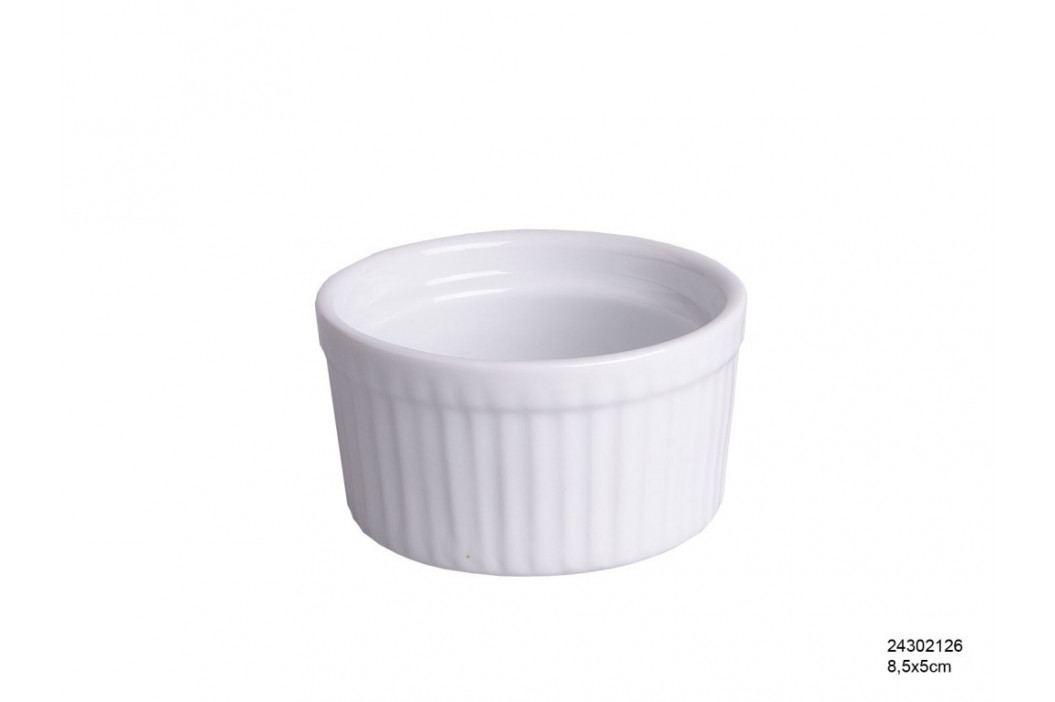 Misa zapekacia 8cm biela