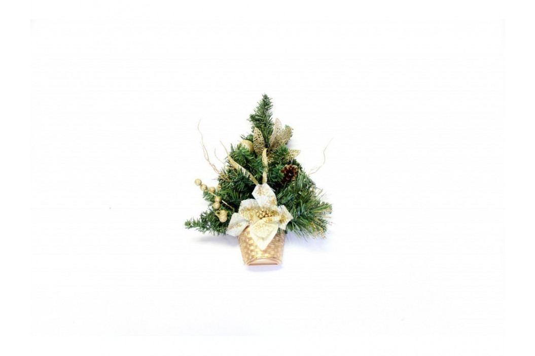 Dekorácia stromček vianoč 40cm