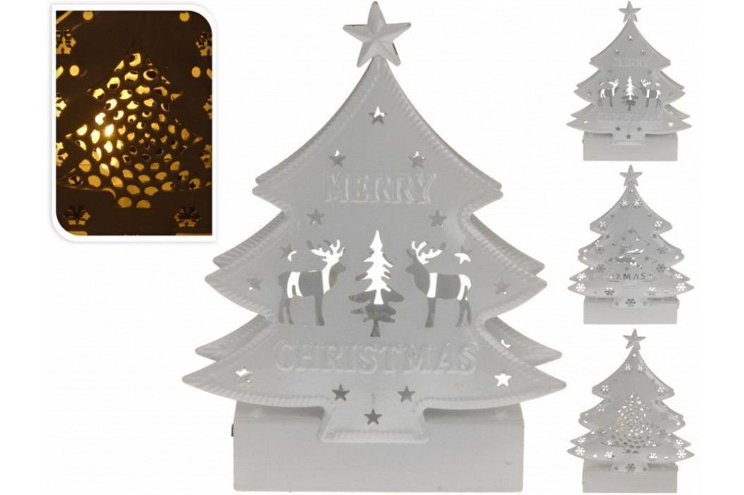 Dekorácia vianočná s LED mix