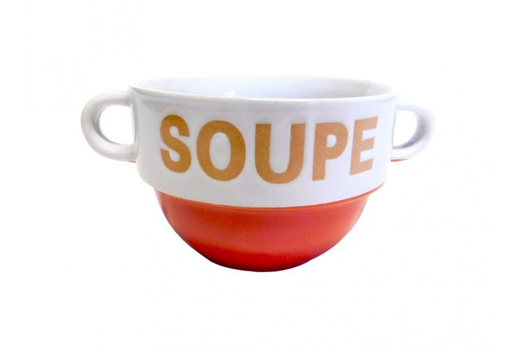 Miska s ušami na polievku
