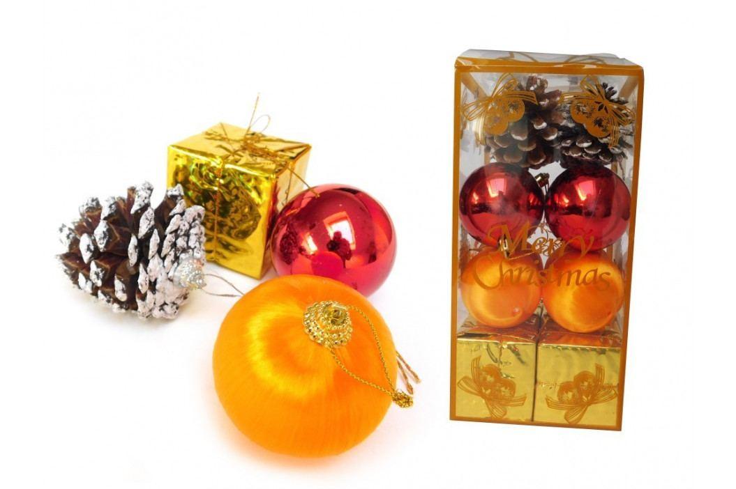 Ozdoby vianočné 16ks