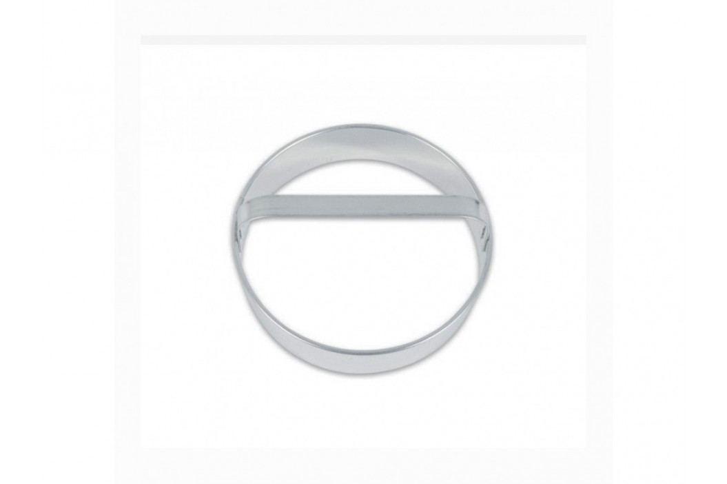 Vykraj.kruh s rúčkou 80 mm