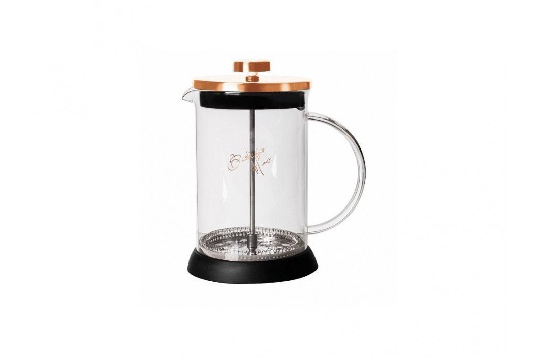 Čajník 600ml Rosengold