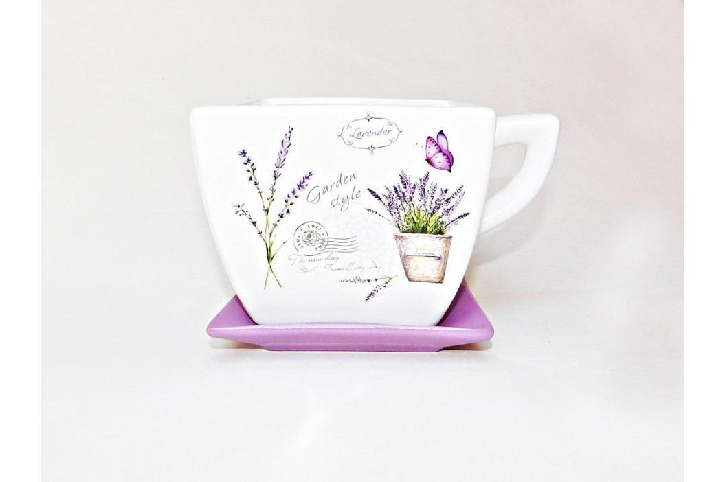 Kvetináč levanduľa