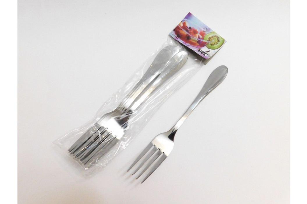 Vidlička jedálenská 6ks