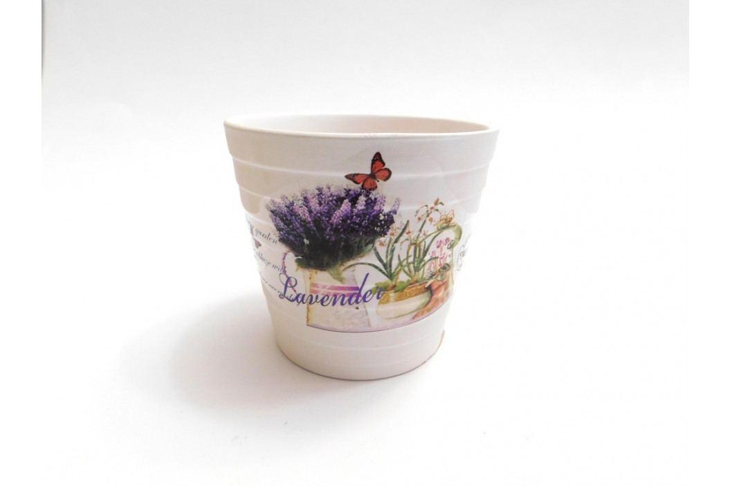 Kvetináč keram.9cm LEVANDUĽA