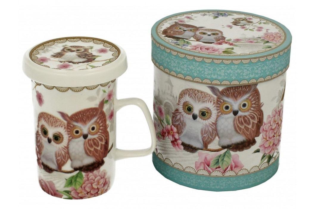 Hrnček s čaj. OWLS 320ml