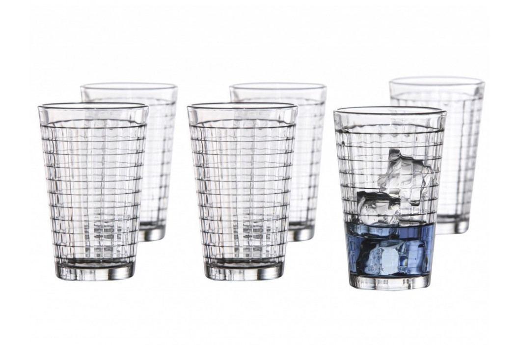 Sada pohárov 6ks 390ml