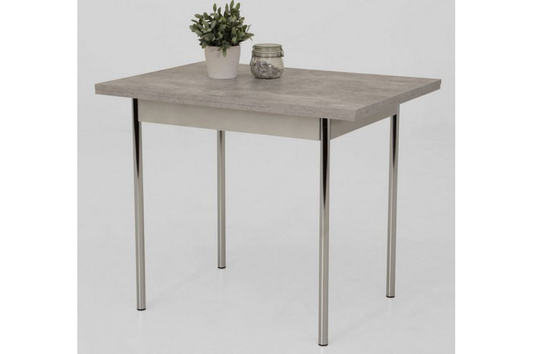 Bonn I 90x65 cm, beton