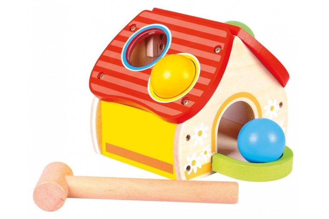 BINO - 84199 Zatĺkačka domček