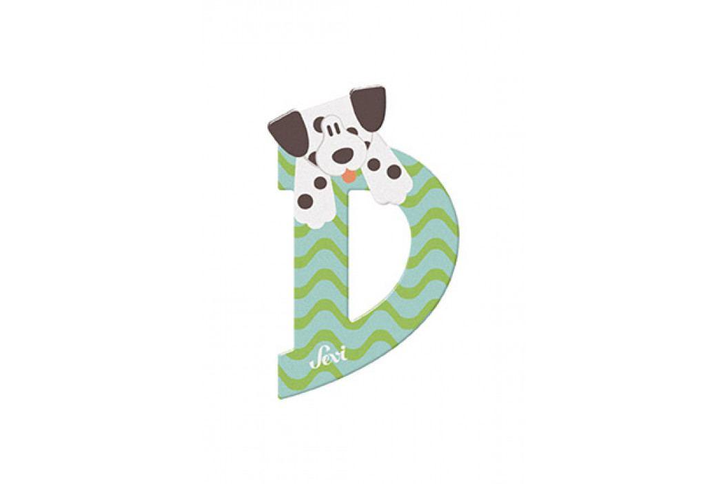SEVI - Písmenko D - Zvieratko