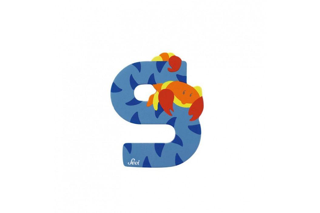 SEVI - Písmenko S - Zvieratko
