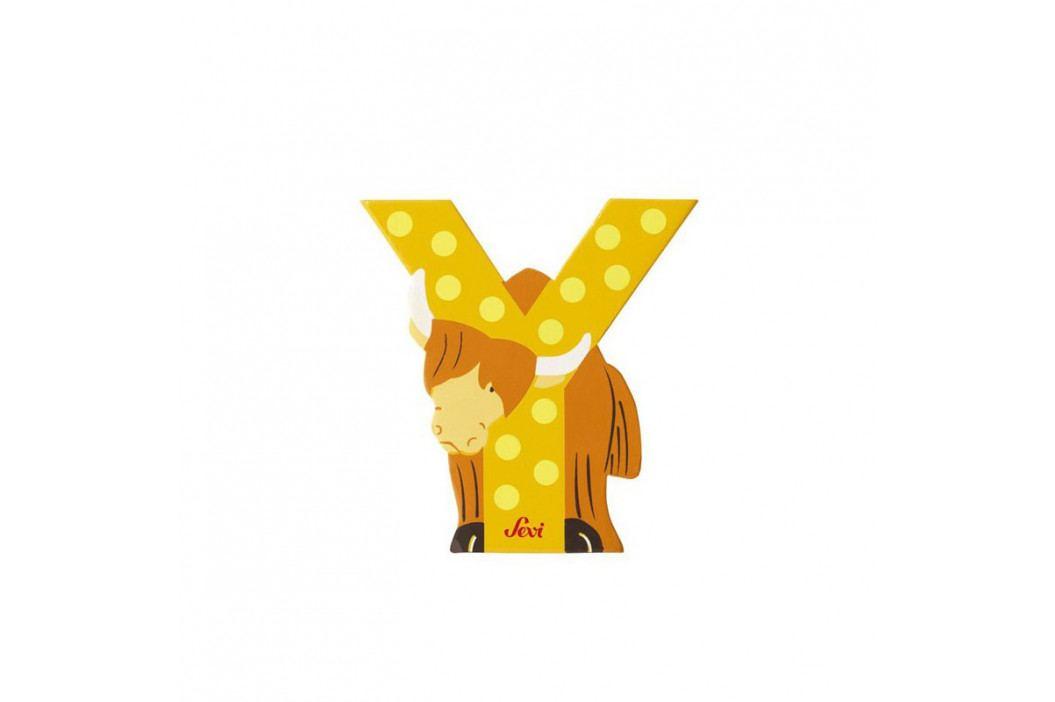SEVI - Písmenko Y - Zvieratko