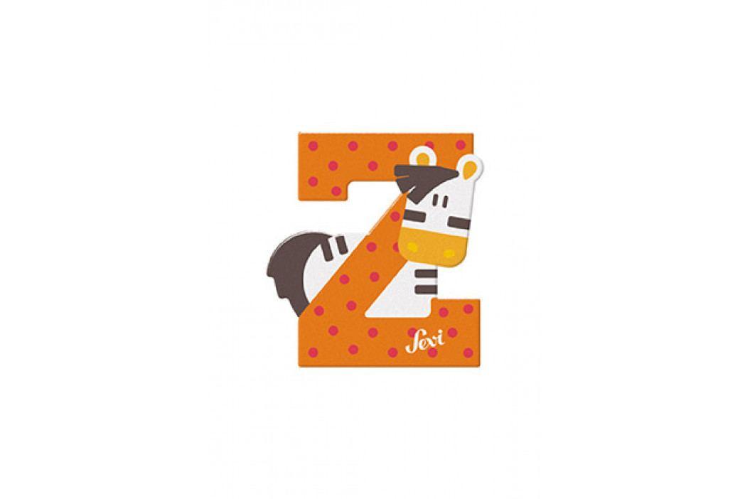 SEVI - Písmenko Z - Zvieratko