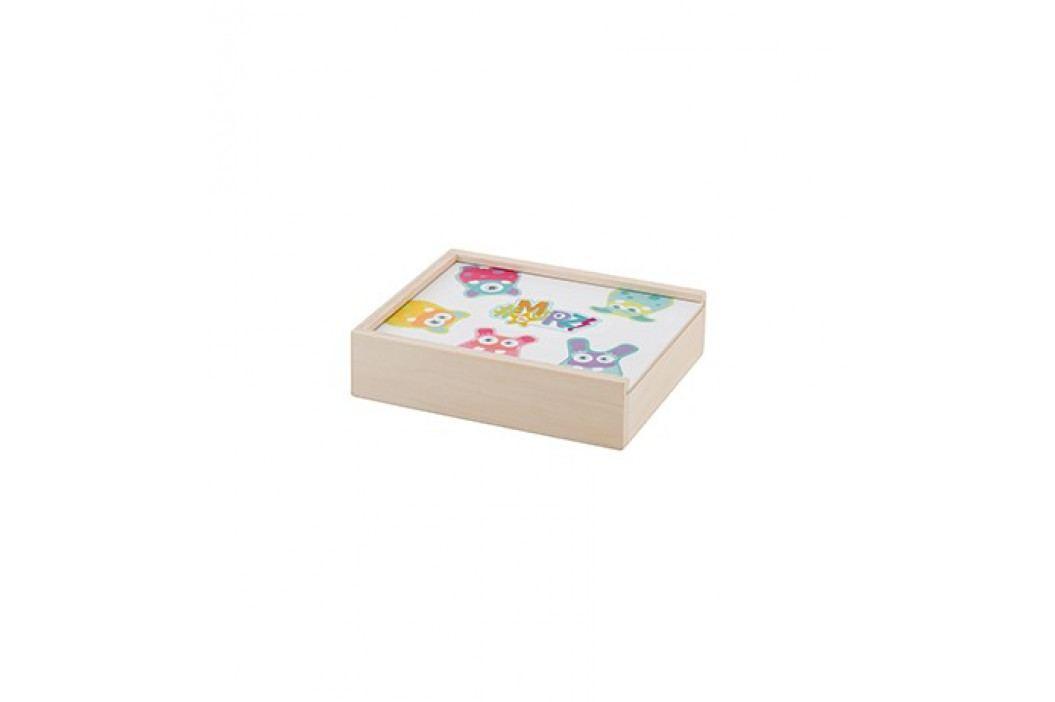 SEVI - Skladačka Svietiace Puzzle 4 ks