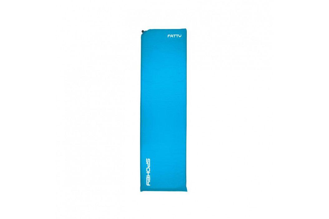 SPOKEY - FATTY Blue Samonafukovacia karimatka 180x50cm