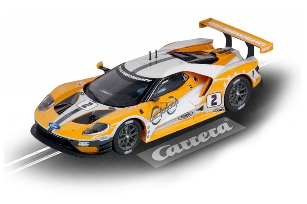 CARRERA - Auto Carrera EVO - 27547 Ford GT Race Car