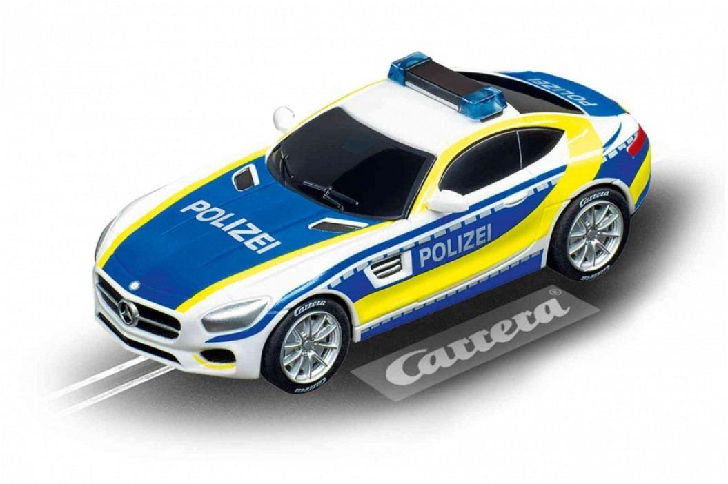 CARRERA - Auto GO / GO + 64118 Mercedes-AMG GT Coupé