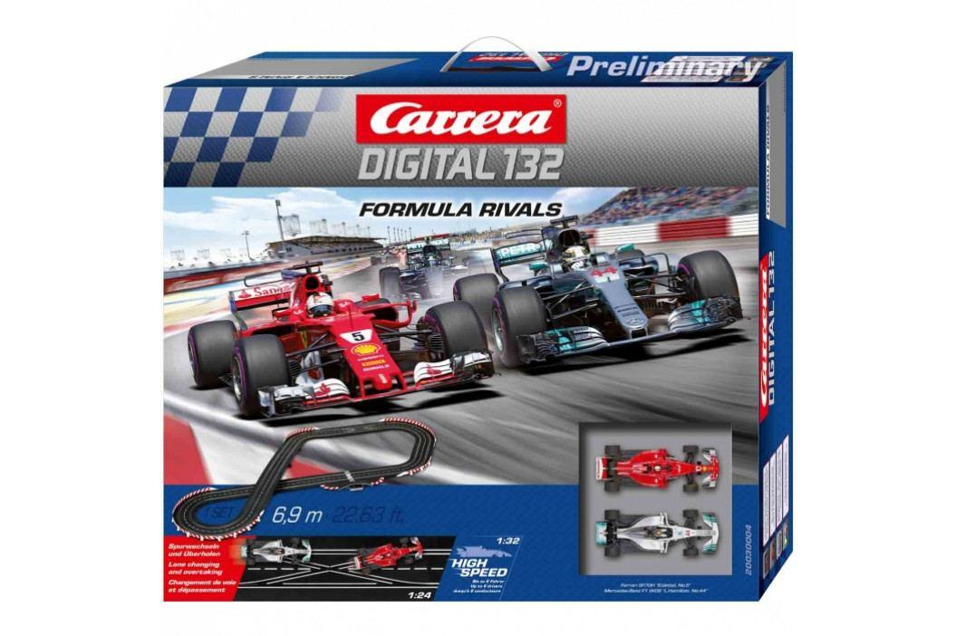 CARRERA - Autodráha Carrera D132 30004 Formula Rivals