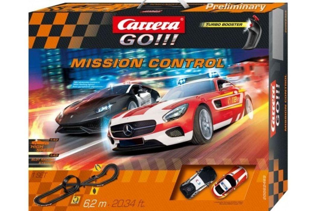 CARRERA - Autodráha Carrera GO 62465 Mission Control