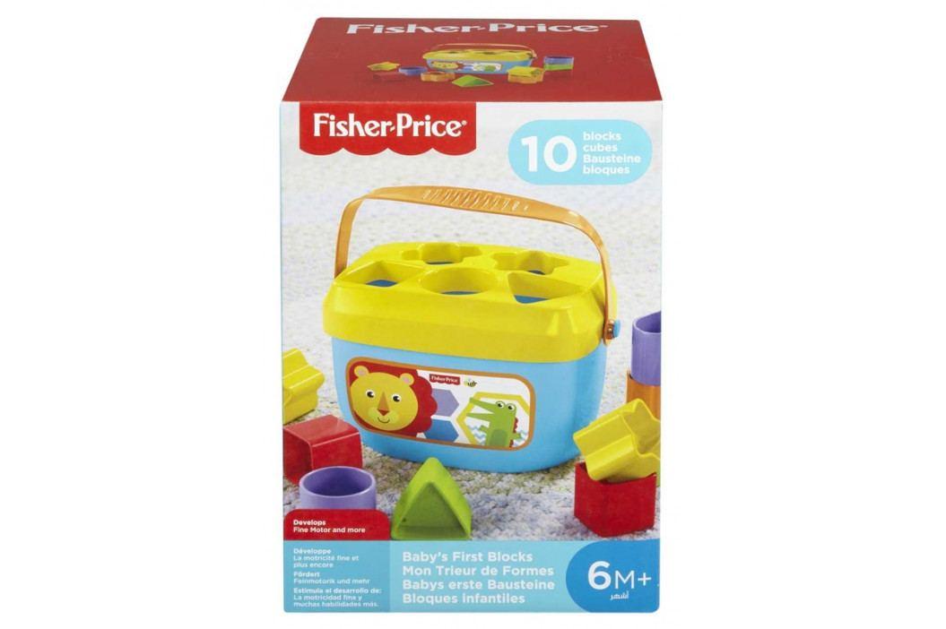 MATTEL - Fisher Price Prvá Skladačka