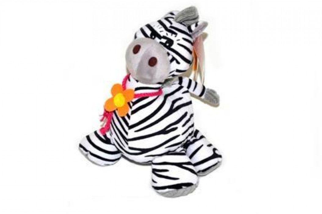 WIKY - Zebra plyšová 25cm