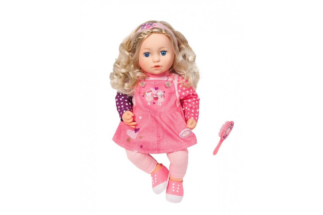 ZAPF - Baby Annabell Sophia s vláskami