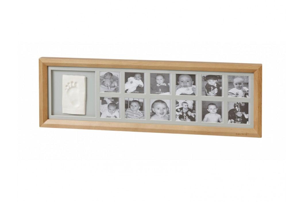 BABY ART - Rámček My First Year Print Frame Honey