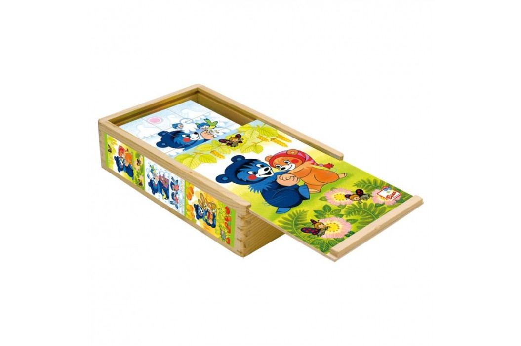 Bino - 13207 Kocky Baribal v krabičke 15 kusov