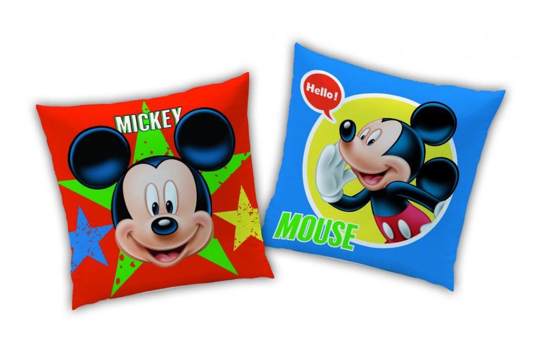 CTI CTI vankúšik Mickey Expression 40x40 cm