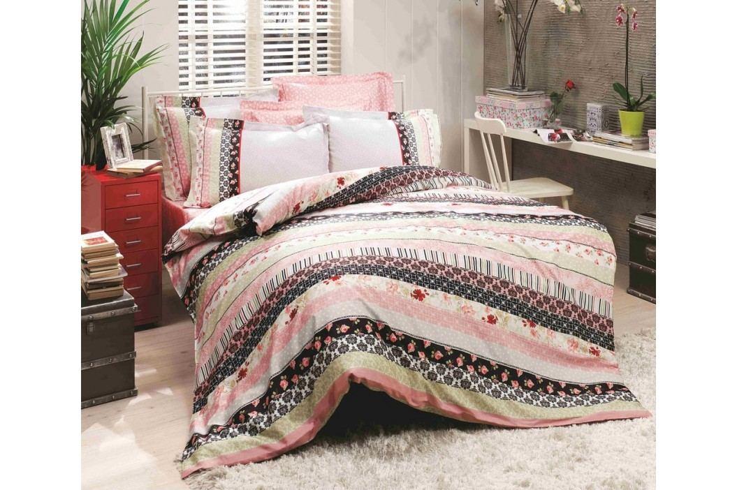 Halley home Obliečky 100% bavlnené renforcé Gloria - 140x200cm / 70x90cm