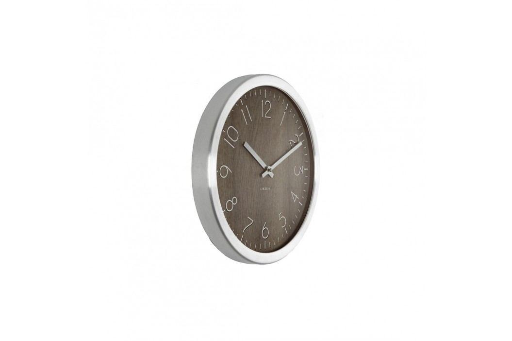 Karlsson 5609DW Designové nástenné hodiny, 35 cm