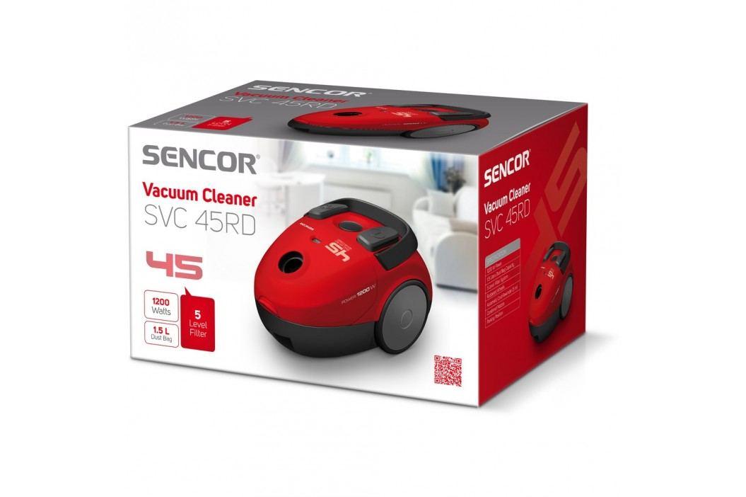 Sencor SVC 45RD-EUE2