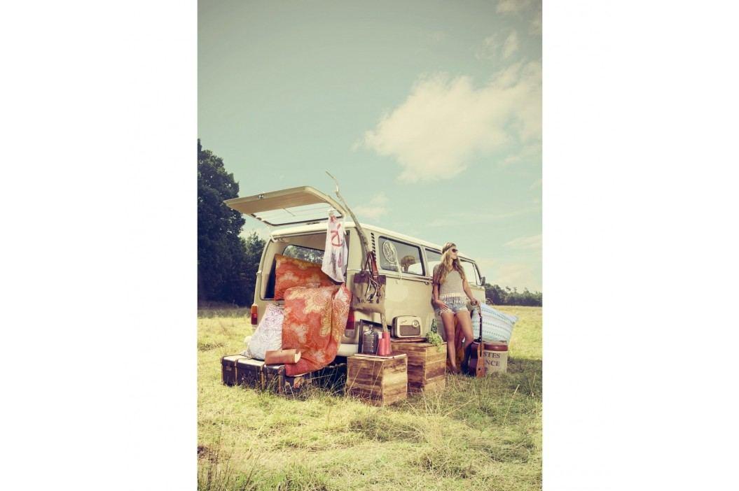 Ibena saténové obliečky Summer Festival 5709/220, 140 x 200 cm, 70 x 90 cm