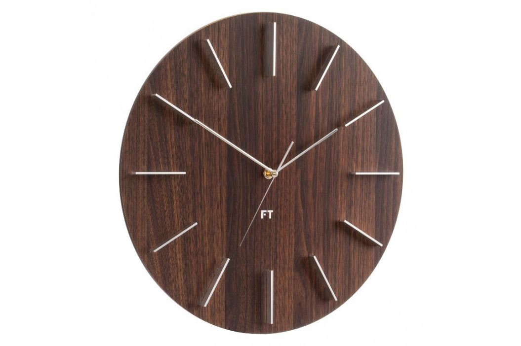 Future Time FT2010WE Round dark natural brown 40cm