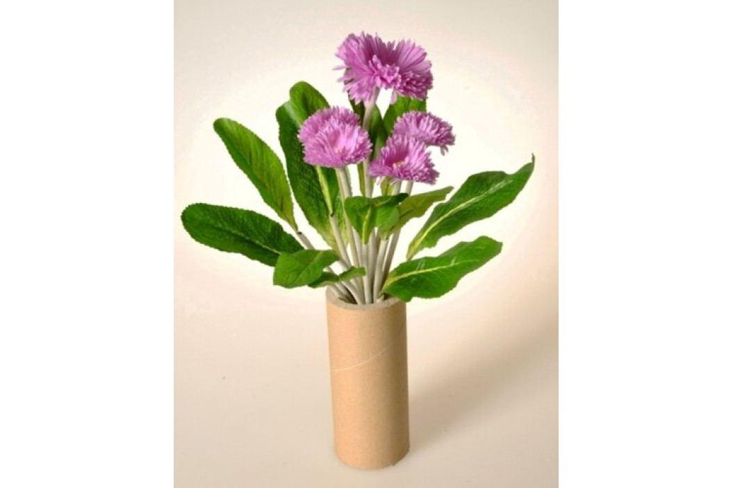 Umelá kvetina Sedmokráska, 30 cm