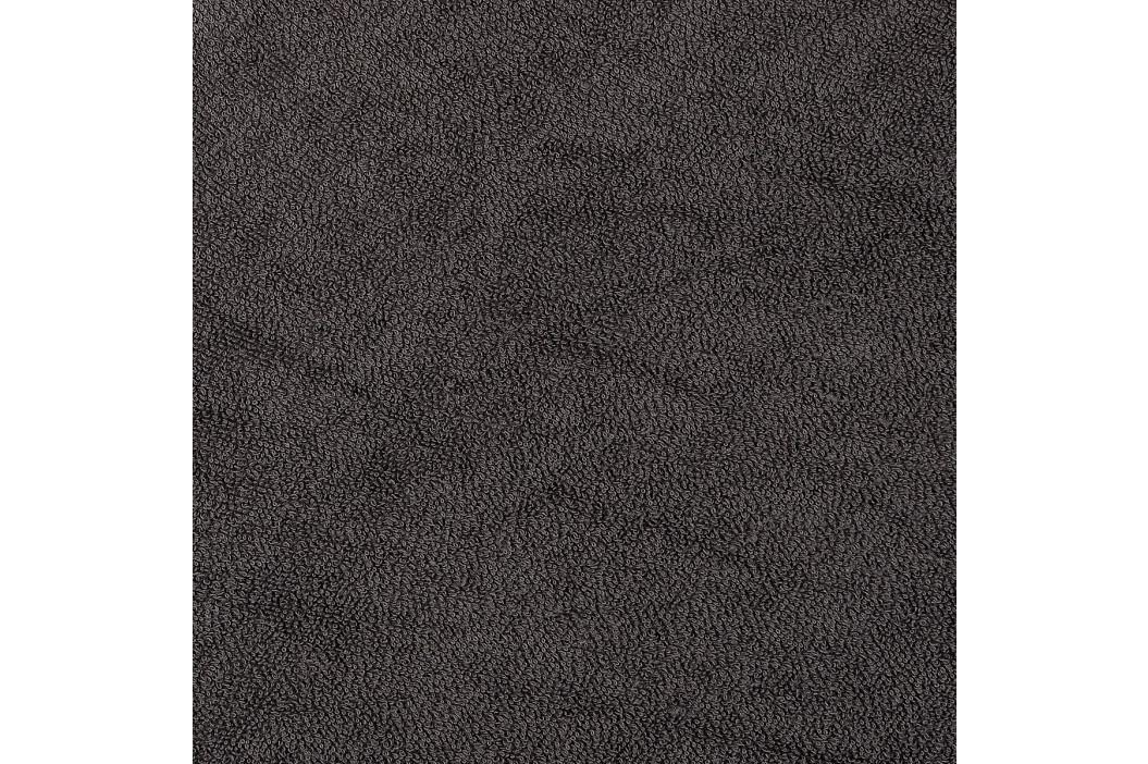 4Home Froté prestieradlo tmavosivá, 90 x 200 cm