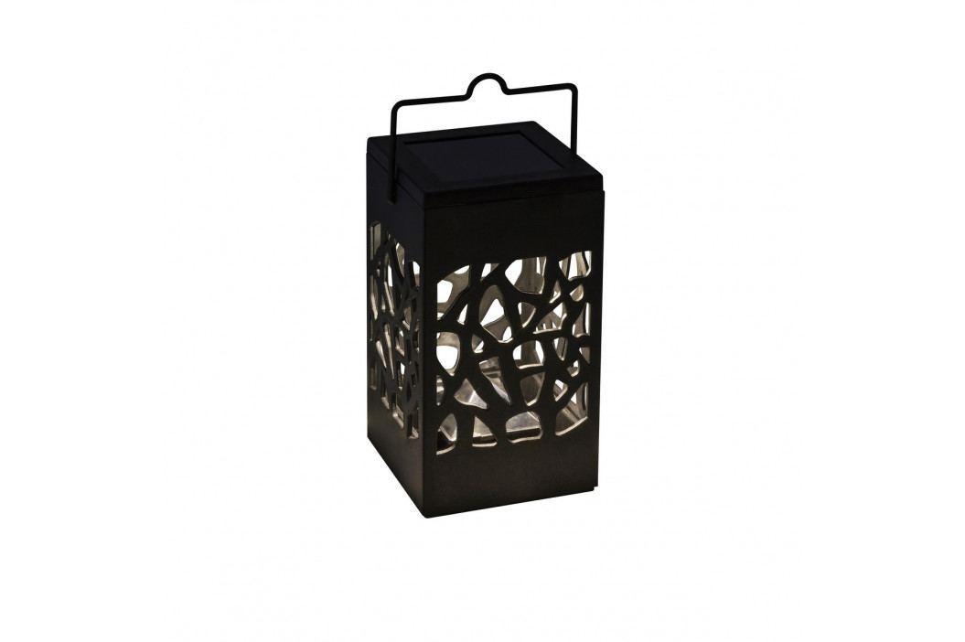 Rabalux 8948 Mora Solárne LED závesné svietidlo, čierna