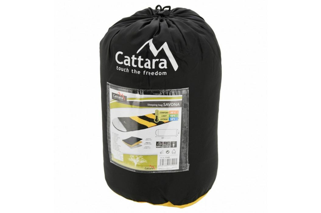 CATTARA SAVONA 10 °C spací vak