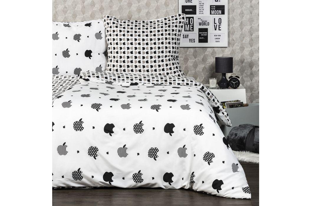 4Home Obliečky Appletime micro , 160 x 200 cm, 2 ks 70 x 80 cm