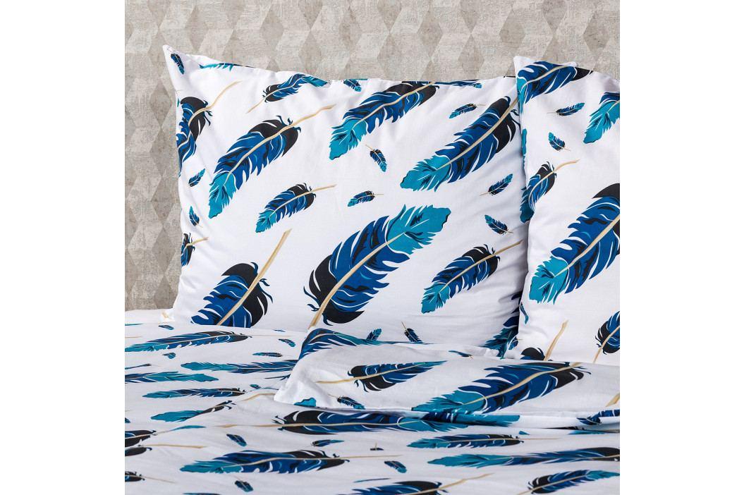 4Home Bavlnené obliečky Feathers, 140 x 200 cm, 70 x 90 cm