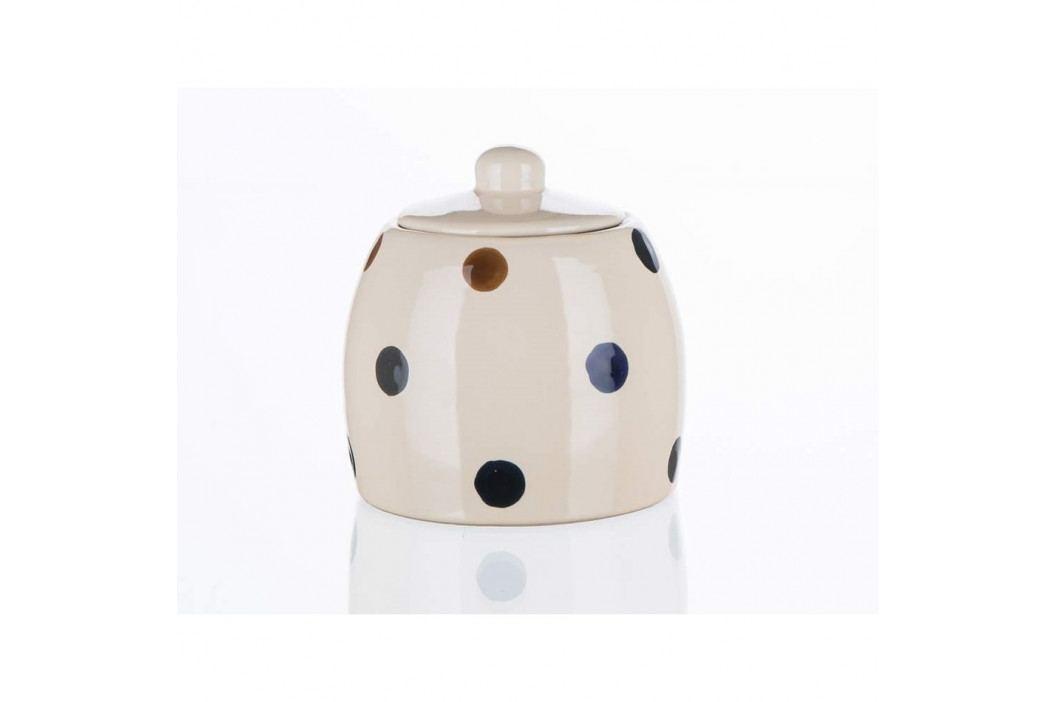 Banquet Cukornička keramická Dots 320 ml