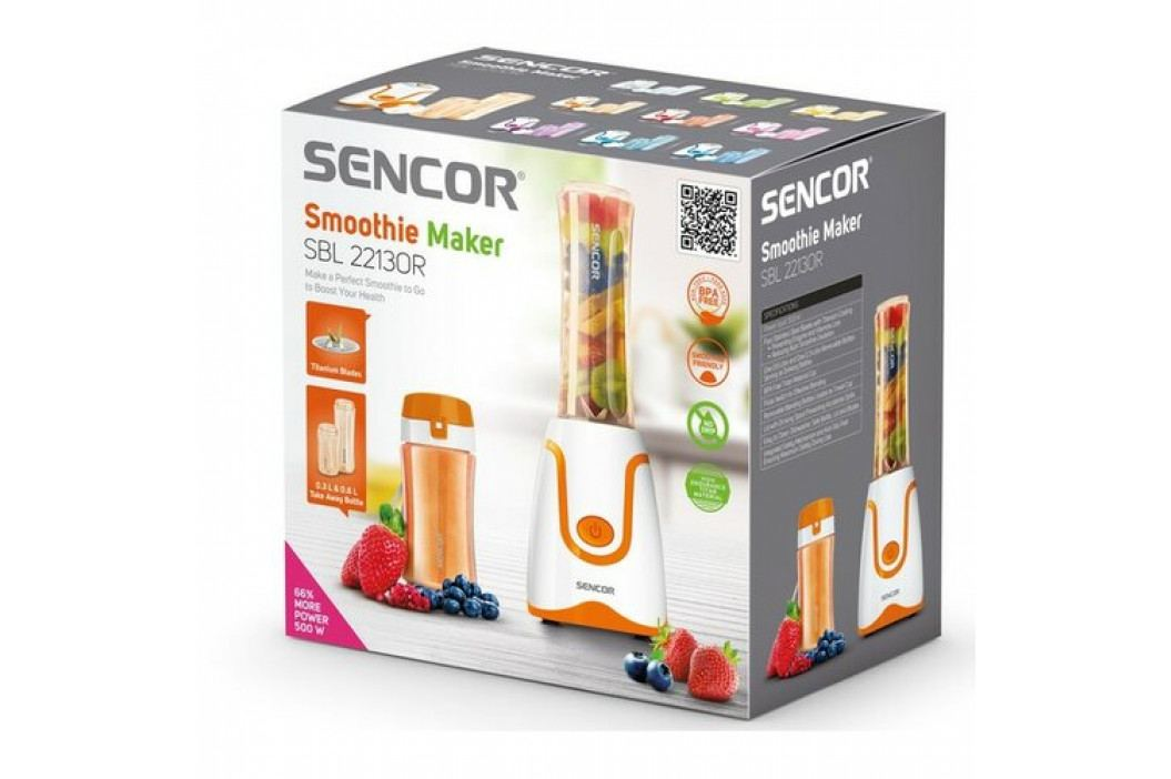 SENCOR SBL 2213OR smoothie mixér