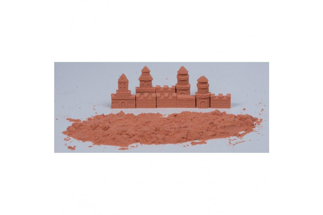Modelovací piesok, oranžová,