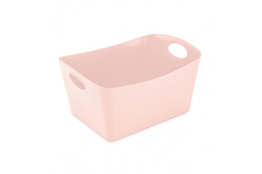 Koziol Úložný box Boxxx ružová, 15 l