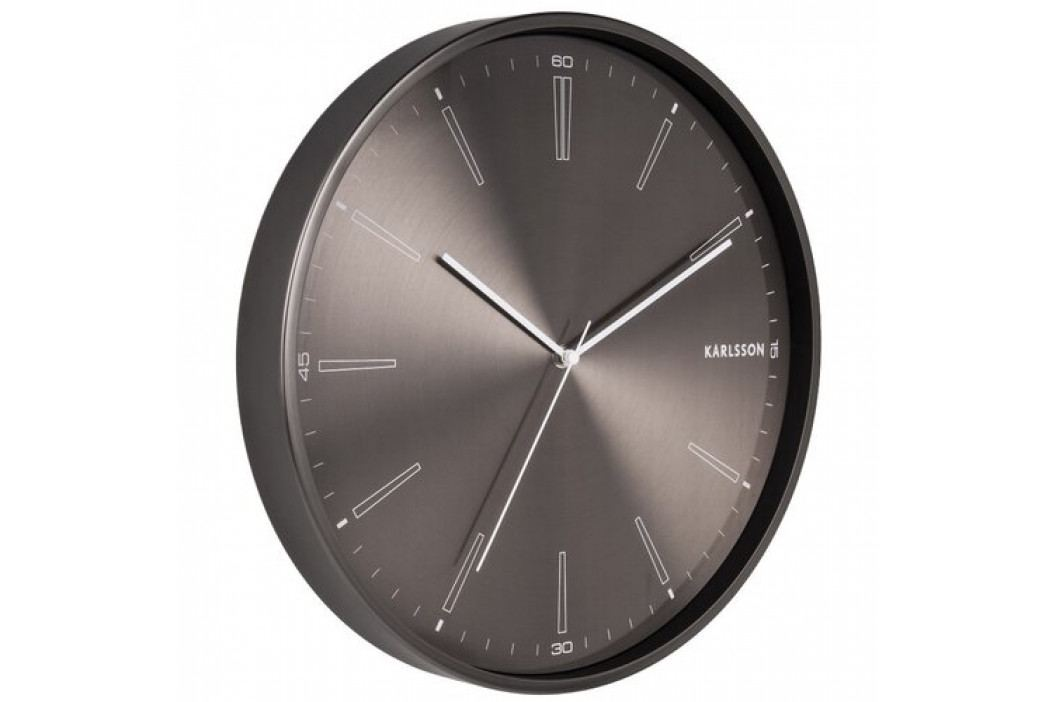 Karlsson 5811GM Dizajnové nástenné hodiny pr. 40 cm