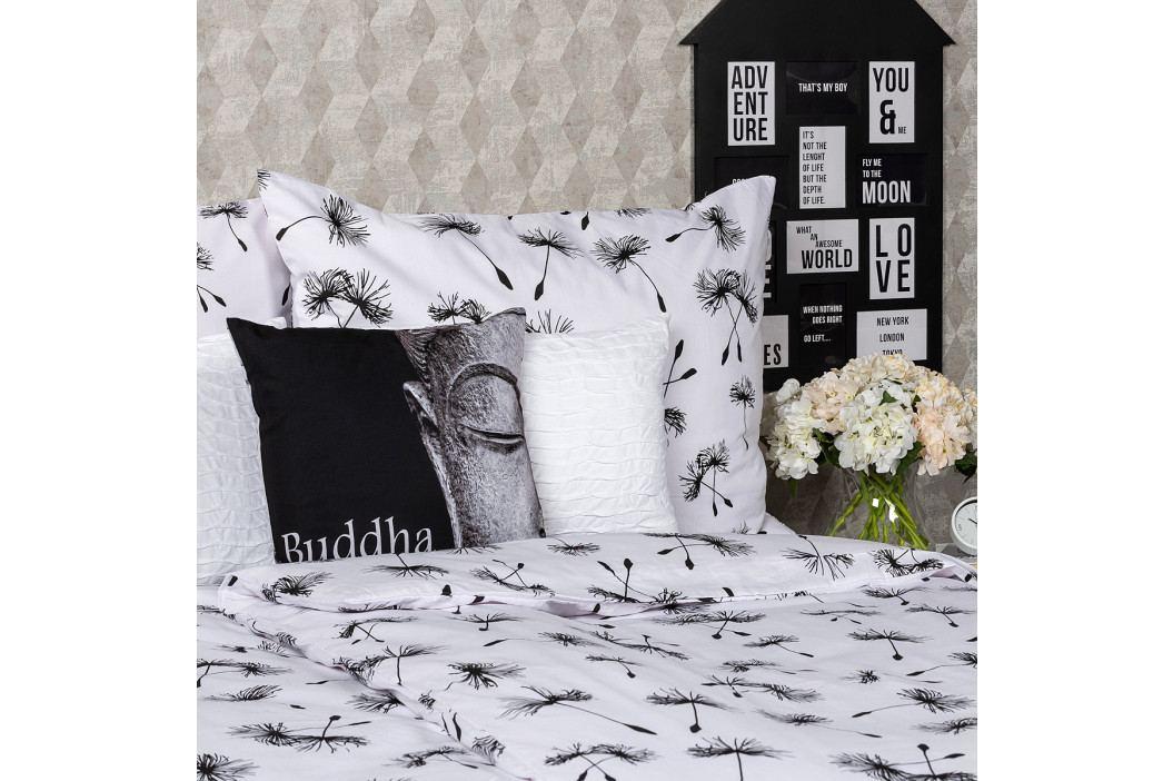 4Home Bavlnené obliečky Dandelion, 160 x 200 cm, 70 x 80 cm