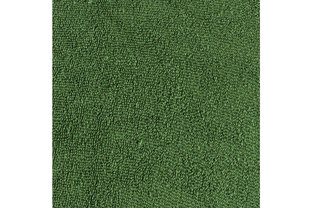 4Home froté prestieradlo olivovozelená, 160 x 200 cm