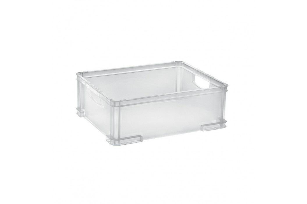 Tontarelli box s rukoväťou Aurora, 19L, transparent 8031368000