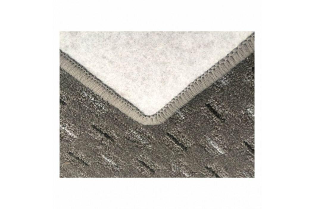 Vopi Kusový koberec Valencia sivá